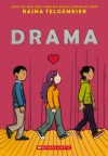 Drama (Turtleback School & Library Binding Edition) - Raina Telgemeier