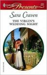 The Virgin's Wedding Night - Sara Craven