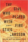The Girl Who Played with Fire (Millennium Trilogy Series #2) -