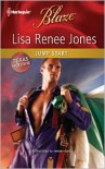 Jump Start (Harlequin Blaze #590) - Lisa Renee Jones