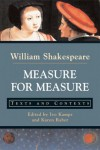 Measure For Measure: Texts And Contexts - William Shakespeare