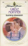 Burning Obsession - Carole Mortimer
