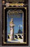 The Elven Nations Trilogy Volume Three: The Qualinesti (Dragonlance Saga): 003 - Paul B. Thompson;Tonya R. Carter