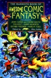 The Mammoth Book of Awesome Comic Fantasy - Mike Ashley