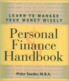 Personal Finance Handbook: Learn to Manage Your Money Wisely -