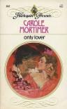 Only Lover (Harlequin Presents, #502) - Carole Mortimer
