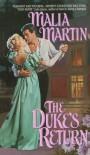 The Duke's Return - Malia Martin