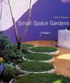 Small Space Gardens - David Stevens