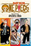 One Piece East Blue 4-5-6 (One Piece 3 in 1) - Eiichiro Oda