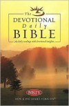 The Devotional Daily Bible: Arranged In 365 Daily Readings With Devotional Insights - Anonymous