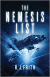 The Nemesis List - R.J. Frith