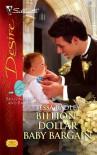 Billion-Dollar Baby Bargain (Billionaires and Babies, #7) - Tessa Radley