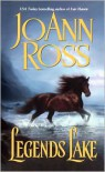 Legends Lake (Castlelough Irish Series #3) - JoAnn Ross