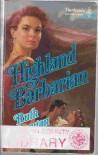 Highland Barbarian (Harlequin Historical, No 41) -  Ruth Ryan Langan
