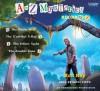 A to Z Mysteries: Books W-Z - Ron Roy, David Pittu