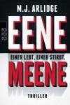 Eene Meene: Einer lebt, einer stirbt (rot) - M. J. Arlidge