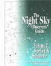 The Night Sky Observers Guide Vol. 2 - George Robert Kepple, Glen W. Sanner