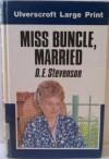 Miss Buncle Married (Barbara Buncle #2) - D.E. Stevenson