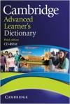 Cambridge Advanced Learner's Dictionary CD-ROM - Cambridge University Press