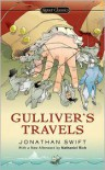 Gulliver's Travels - Jonathan Swift,  Nathaniel Rich (Afterword),  Leo Damrosch (Introduction)
