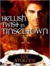 Hellish Twist In Tinseltown - Lee Avalone