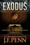 Exodus, An ARKANE Thriller (Book 3) - J.F. Penn
