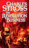The Revolution Business: Book Five of the Merchant Princes - Charles Stross