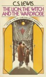 The Lion, the Witch and the Wardrobe (The Chronicles of Narnia, #1) - C.S. Lewis, Pauline Baynes