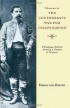 Memoirs of the Confederate War for Independence (Southern Classics Series) (Southern Classics Series (Nashville, Tenn.).) - Heros Von Borcke