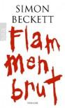Flammenbrut - Simon Beckett, Michaela Link