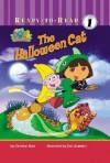 The Halloween Cat (Dora the Explorer: Ready-to-Read) - Christine Ricci, Zina Saunders