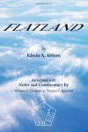 Flatland: An Edition with Notes & Commentary - Edwin A. Abbott, Thomas F. Banchoff, William F. Lindgren