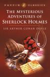 The Mysterious Adventures of Sherlock Holmes -  Arthur Conan Doyle