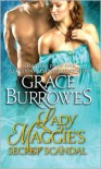 Lady Maggie's Secret Scandal (The Duke's Daughters, #2; Windham, #5) - Grace Burrowes