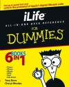 Ilife All-In-One Desk Reference for Dummies - Cheryl Rhodes