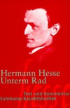 Unterm Rad (BasisBibliothek, #34) - Hermann Hesse, Heribert Kuhn