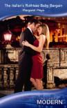 The Italian's Ruthless Baby Bargain (Modern Romance) (Mills & Boon Modern) - MARGARET MAYO