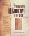 International Inductive Study Bible - Anonymous