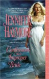 Confessions of an Improper Bride (Donovan, #1) - Jennifer Haymore