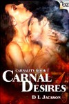 Carnal Desires (The Edge Series) - D.L. Jackson