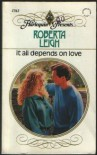 It All Depends on Love - Roberta Leigh