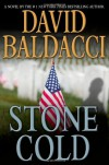 Stone Cold (Camel Club) - David Baldacci