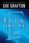 """""""F"""" is for Fugitive - Sue Grafton"""