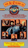 The A-Z Guide to Babylon 5 - David Bassom