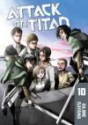 Attack on Titan #10 - Isayama Hajime