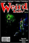 Weird Tales 291 (Summer 1988) - Darrell Schweitzer (Editor),  Stephen Fabian (Illustrator),  Contribution by Nancy Springer,  Contribution by Morgan Llywelyn,  Cont