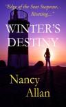 WINTER'S DESTINY - Nancy Allan