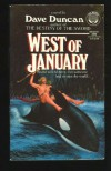 West of January - Dave Duncan