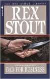 Bad for Business - Rex Stout
