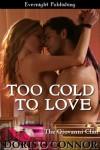 Too Cold to Love (The Giovanni Clan) - Doris O'Connor